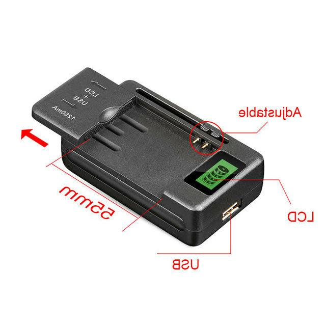 LCD Universal Charger For Phone