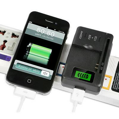 universal indicator battery charger
