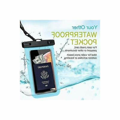 Universal Swimming Case Cellphone Dry Pouch for Ma