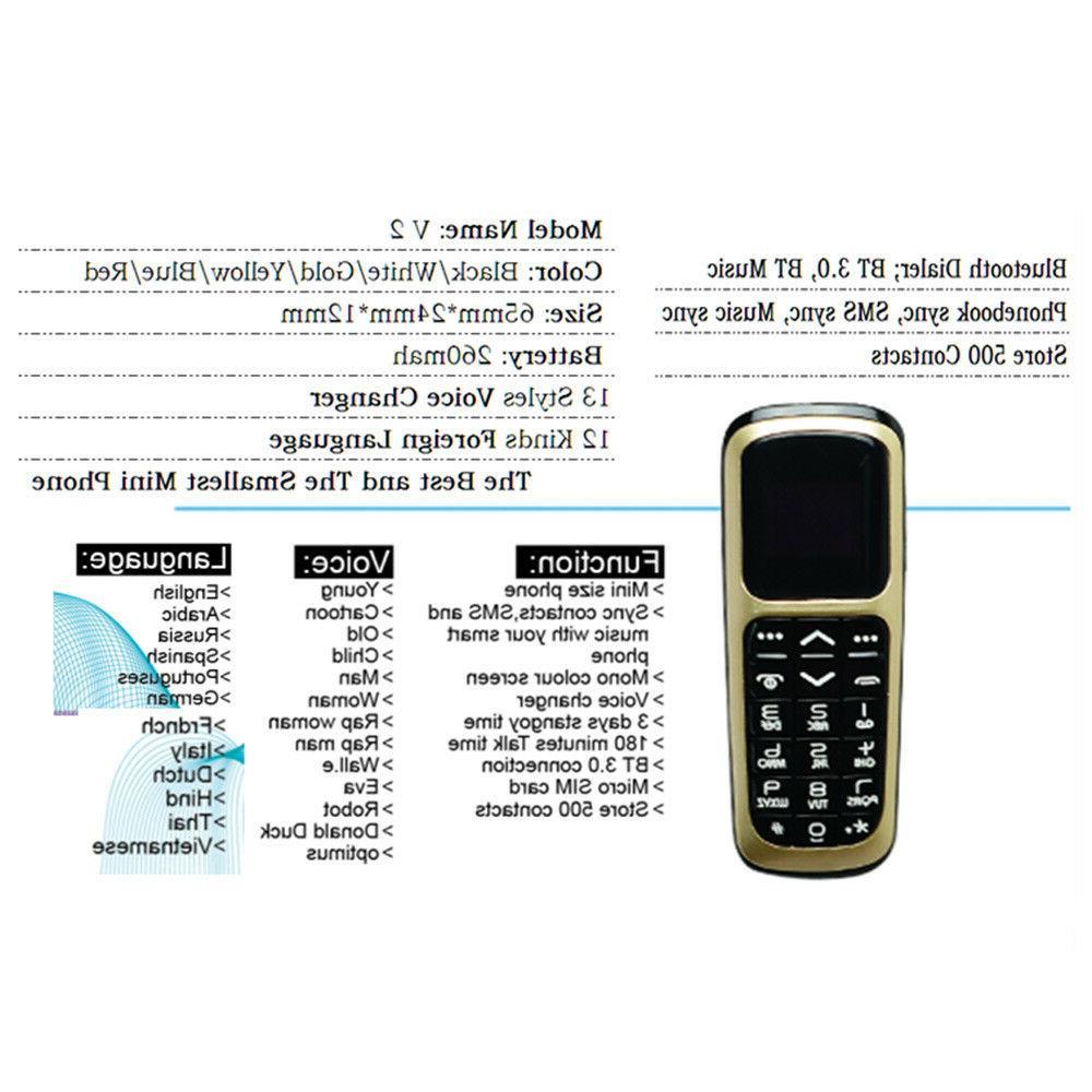 Original Long-CZ Mini Magic Phones