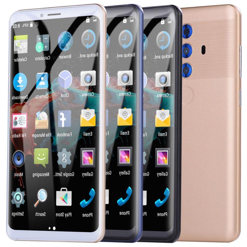 "5.7"" MTK Smartphone Dual Sim Cards Dual Standby Android 6. M"
