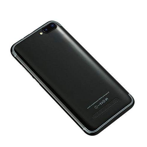 Unlocked Phone, 5.0 inch Dual HD Smart 6.0 IPS WiFi Bluetooth GPS 3G GSM/WCDMA Backup Phone