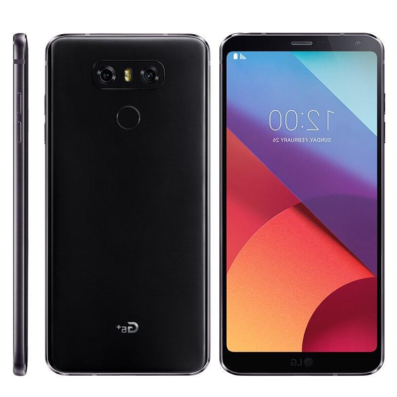 Unlocked <font><b>LG</b></font> <font><b>Mobile</b></font> G6+ Quad-core LTE SIM 5.7 inch 3300mAh