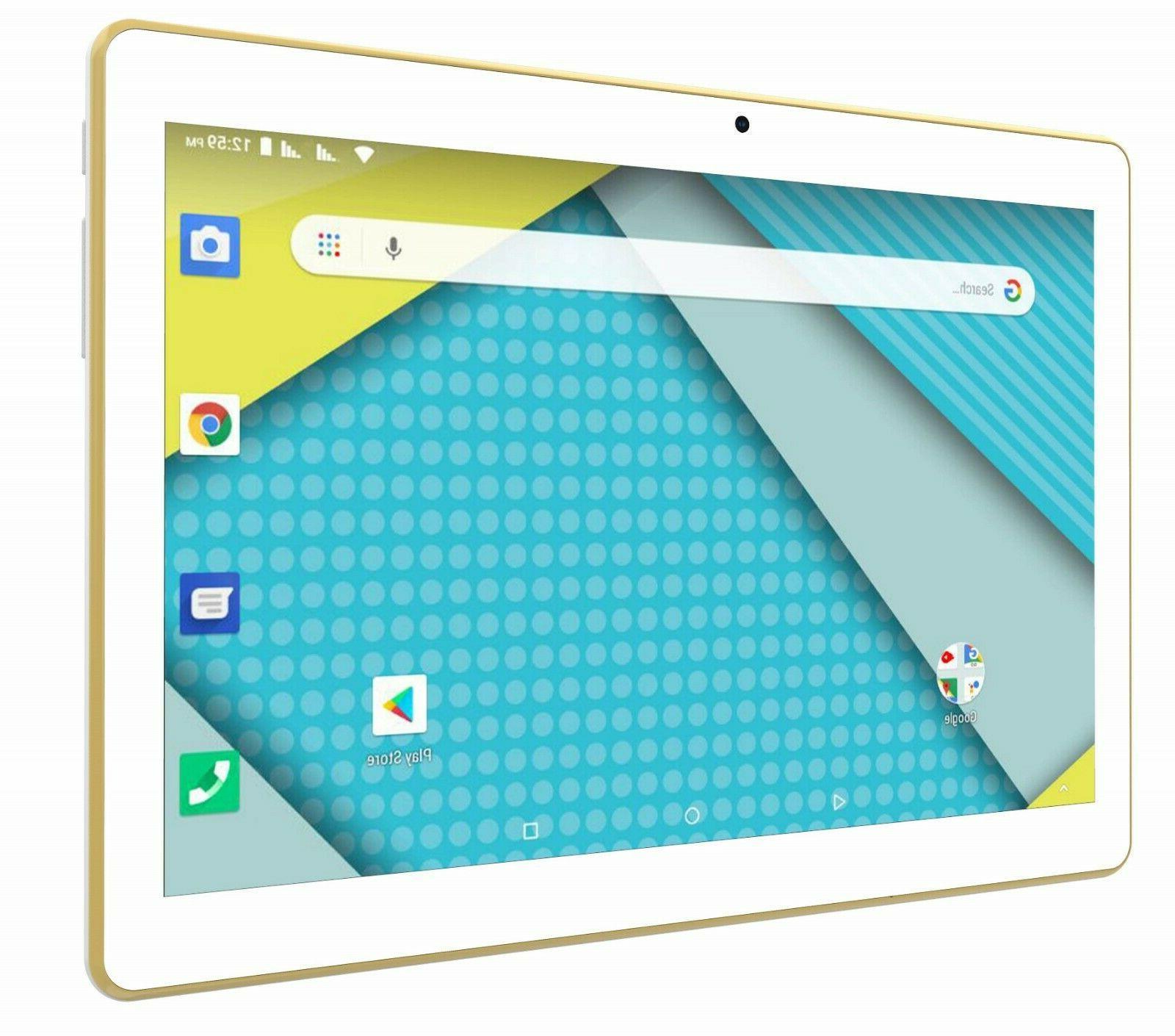 unlocked tablet phone phablet 10 1 display