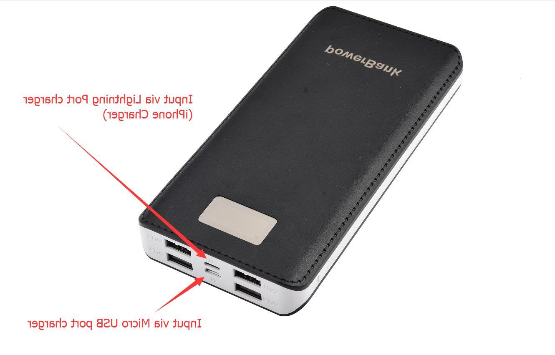 USA Bank USB Charger Mobile