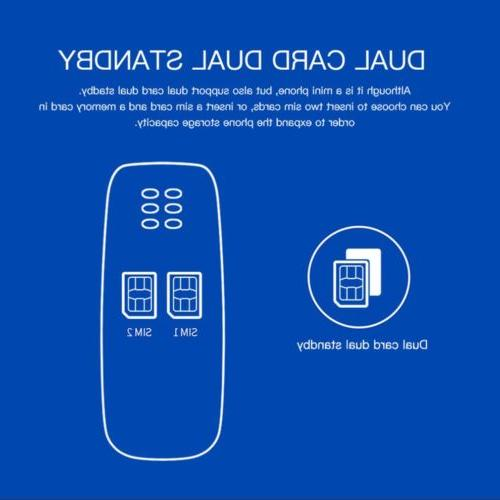 Useful BM10 Mini Mobile Phone GSM Bluetooth Dual CellphoSG
