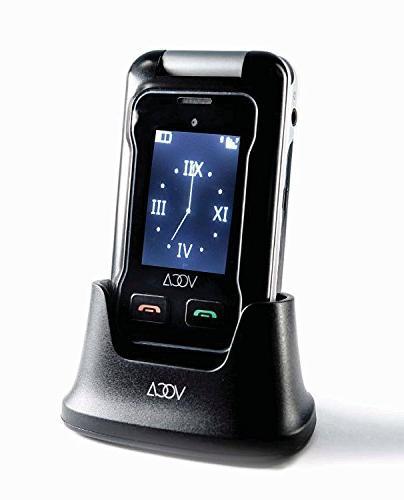 v530 unlocked flip phone