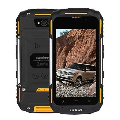 v88 waterproof dustproof shakeproof smartphone rugged androi