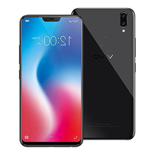 Vivo V9 4GB / 64GB 6.3-inches Dual SIM Factory Unlocked - Ta