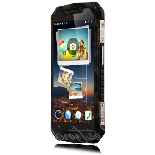 Waterproof Dual SIM Shockproof Mobile Unlocked 8G