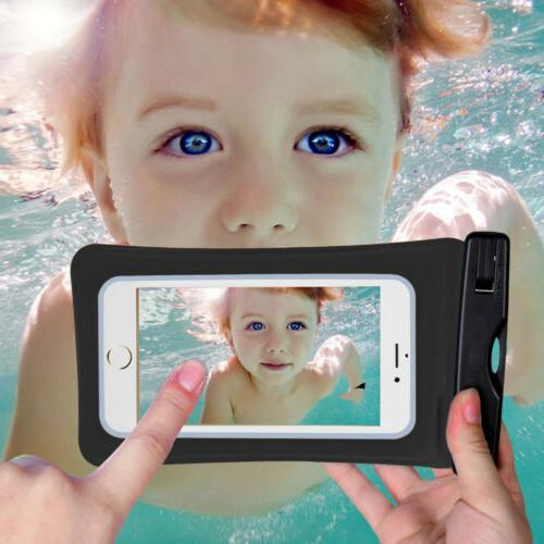 Waterproof Underwater Phone Pouch Bag Cover Iphone