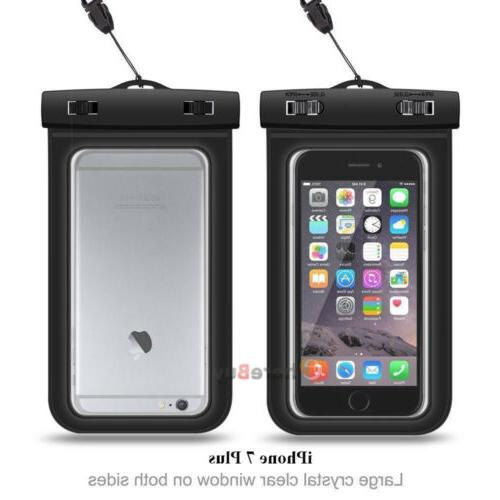 Waterproof Underwater Phone Pouch Bag Iphone Cell Phone