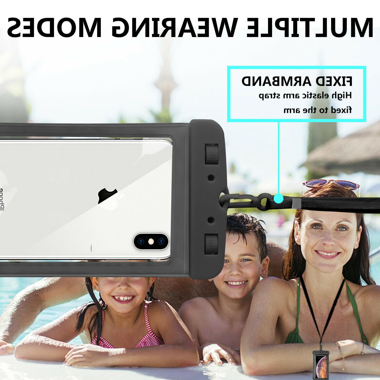 Waterproof Underwater Swimming Bag iPhone/Samsung/Cell