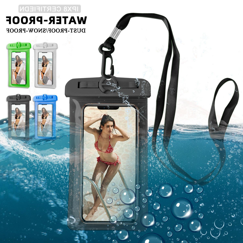 waterproof underwater swimming dry bag case cover