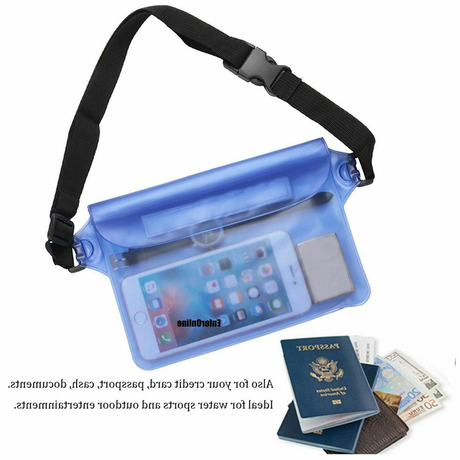 Waterproof Pouch Dry Case Cover New iPhone Phone