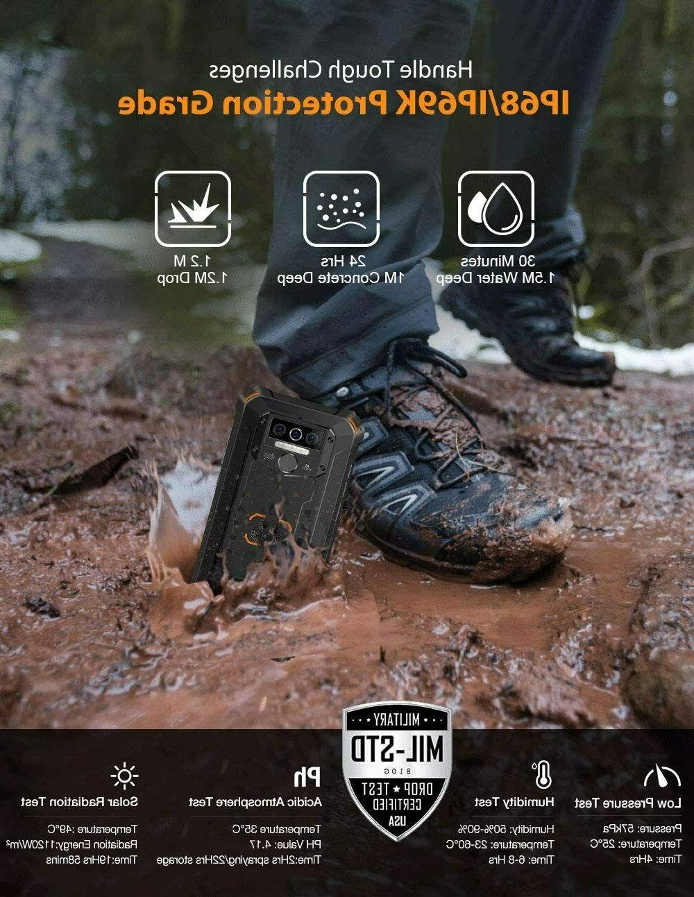 OUKITEL WP5 2020 Smartphone Unlocked