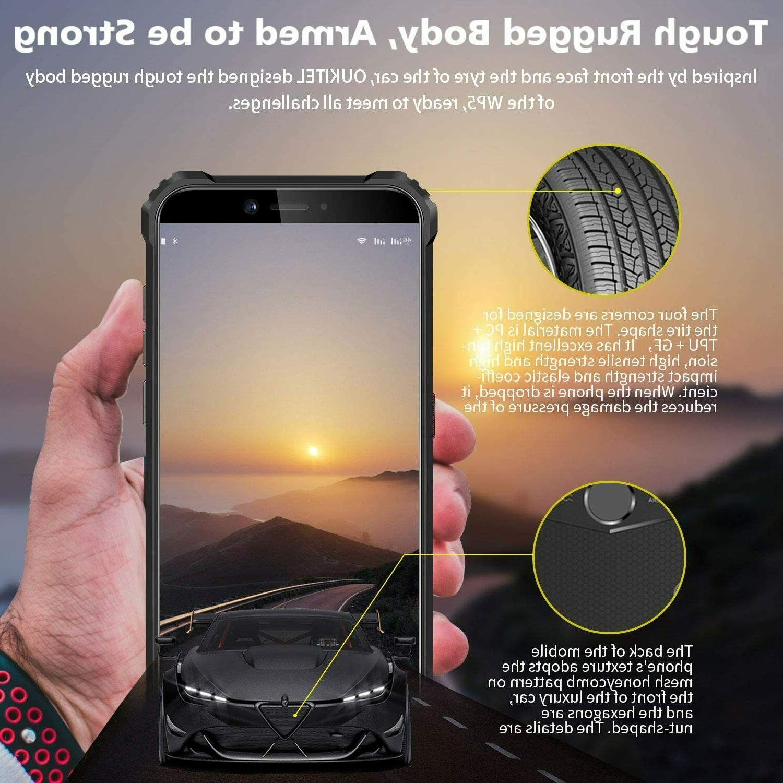 OUKITEL Rugged Smartphone Android Unlocked
