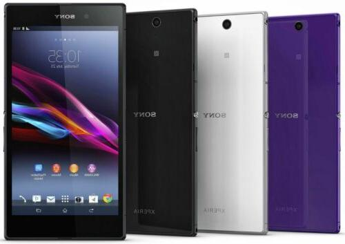 Sony Xperia Z Ultra C6802 White Android IPS
