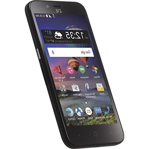 TracFone ZTE LTE Prepaid Smartphone