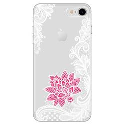 Frozac Lace Mandala Case for iPhone X 8 7 6 6S Plus 5 5S SE