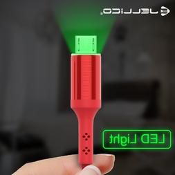 Jellico LED Lighting Micro USB Cable for Xiaomi Redmi 4X Not