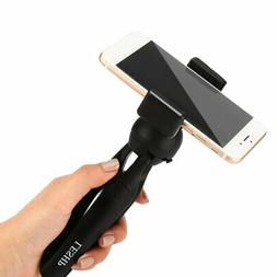 LESHP Mini Tripod+ Remote Shutter+Cell Phone Holder Selfie S