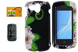 LF Hard Case Cover, Screen Protector with wiper for Pantech