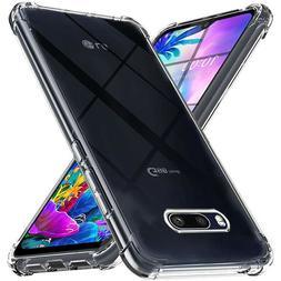For LG Mobile Phones 360° Shockproof Soft Transparent TPU S