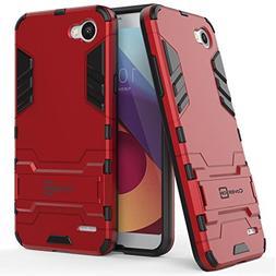LG Q6 Case, LG Q6 Plus Case, LG Q6a Case, CoverON Shadow Arm