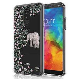 LG Q7 Case, LG Q7+ Case, LG Q7α Case, SYONER  Ultra Slim Cl