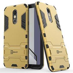 LG Stylo 4 Case, LG Q Stylus Case, CoverON  Hybrid Slim Fit