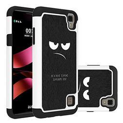 LG Tribute HD Case, LG X Style Case, LG Volt 3 Case,LEEGU  D