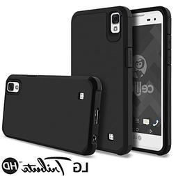 LG Tribute HD Case, LG X Style Case, Celljoy   LG LS676 Slim