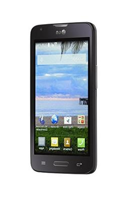 LG Ultimate 2 L41C Android Prepaid Phone with Triple Minutes