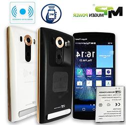 Mugen Power LG V10 Double Juice With Wireless Charge NFC Goo
