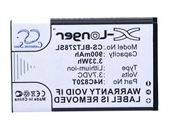 Cameron Sino 900mAh Li-ion Battery Replacement BLU N4C600T N