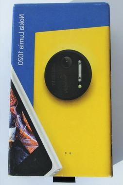 Nokia Lumia 1020 Black Telus Brand New in Sealed Box