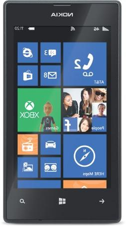 Nokia Lumia 520  No Annual Contract