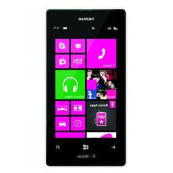 Nokia Lumia 521 T-Mobile Windows 8 4G Smartphone - White