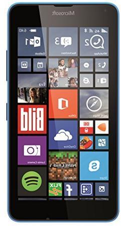 Microsoft Lumia 640 4G/LTE 8GB Single SIM Smartphone - Facto