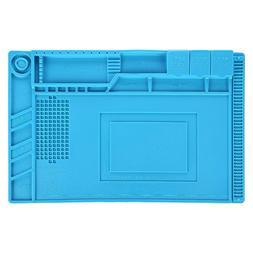 Ceetech Magnetic Soldering Mat Heat Insulation Silicone Mat