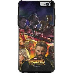 Skinit Marvel Avengers OtterBox Symmetry iPhone 6 Plus Skin