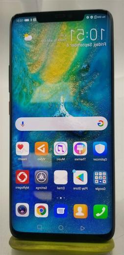Huawei Mate 20 Pro 128GB Black LYA-L0C  - GSM World Phone -