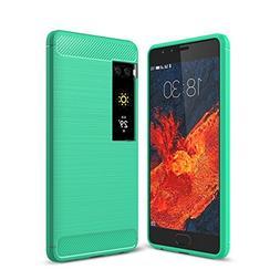 Meizu Pro 7 Case,MYLB Ultra Slim Lightweight Carbon Fiber De
