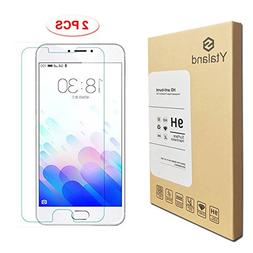 Meizu M3 Note Screen Protector 5.5 Inch, Tempered Glass Ant