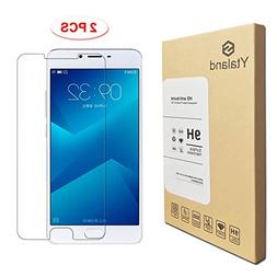 Meizu M5 Note Screen Protector 5.5 Inch, Tempered Glass Ant