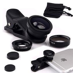 ONX3 Meizu PRO 5 mini  Mobile Phone Universal Camera Lens 3