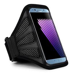 Premium Mesh Running Sport GYM Armband Case for Samsung Gala