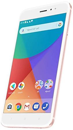 "Xiaomi MI A1  with Android One & Dual Cameras, 5.5"" Dual SIM"