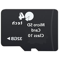 32GB Micro SD Card Class 10 Memory Chip for Mobile phones, d